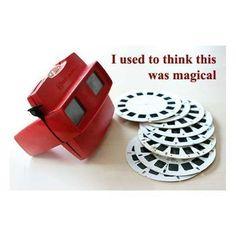They were.  So were kaleidoscopes. http://media-cdn1.pinterest.com/upload/31173422390754944_YBQvfjNW_f.jpg gaio the nostalgia nook