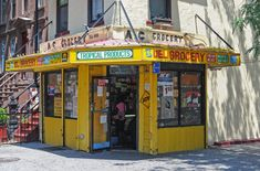 Bodegas in New York City: Convenience for the Ages