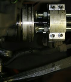 CV Joint and Axle Separator by DIYDave -- Homemade CV joint and axle separator fabricated from aluminum using a bandsaw and a router fitted with an endmill. http://www.homemadetools.net/homemade-cv-joint-and-axle-separator