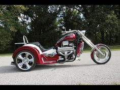 choppers | 2011 V8 Choppers SP-Series Sport Trike - Side - 1280x960 - Wallpaper
