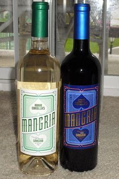 Adam Carolla's mangria review