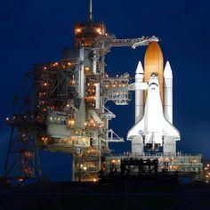 35 отметок «Нравится», 1 комментариев — Mike Deep (@mikedeep88) в Instagram: «The last shuttle, six years ago today... #spaceshuttle #spaceshuttleatlantis #sts135 #nasa…»
