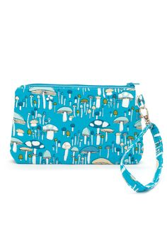 Indiesew.com | The Essential Wristlet sewing pattern by Dog Under My Desk - $12.00