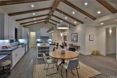 873 St, Manhattan Beach, CA 90266 - 5 baths California Real Estate, Baths, Manhattan, Architecture, Table, House, Furniture, Home Decor, Arquitetura