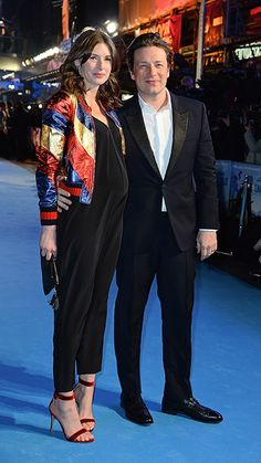 Jamie Oliver and wife Jools expecting their fifth child