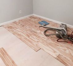 s here s how to totally transform your old floors on the cheap, flooring, how to