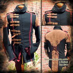 Noble assassin coat - Arbre Mécanique