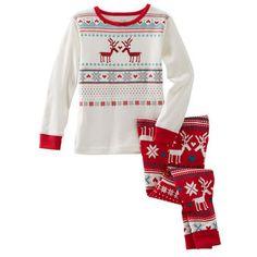Carter's 1-Pc. Santa-Print & Dalmatian Footed Pajamas, Baby Girls ...
