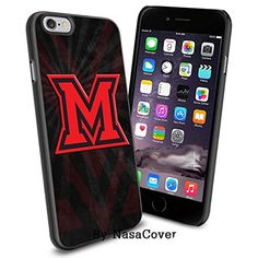 (Available for iPhone 4,4s,5,5s,6,6Plus) NCAA University sport Miami (Ohio) RedHawks , Cool iPhone 4 5 or 6 Smartphone Case Cover Collector iPhone TPU Rubber Case Black [By Lucky9Cover] Lucky9Cover http://www.amazon.com/dp/B0173BLN9U/ref=cm_sw_r_pi_dp_mttnwb0DMW7YR