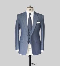 Thom Sweeney - Mayfair Aaron's suit