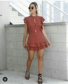 Swans Style is the top online fashion store for women. Shop sexy club dresses, jeans, shoes, bodysuits, skirts and more. Hoco Dresses, Daytime Dresses, Cute Dresses, Summer Dresses, Simple Dresses, Casual Dresses, Fashion Dresses, Classy Outfits, Cool Outfits