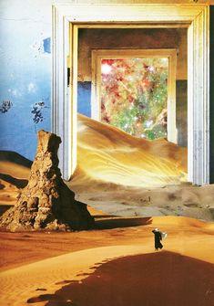 Los paisajes surrealistas de Caroline Alkire