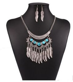 Like and Share if you want this  Hot Sale Fashion jewelry set Bohemian vintage leaf tassel gem rhinestone Necklace earrings jewelry set for women party gift     Tag a friend who would love this!     FREE Shipping Worldwide     Buy one here---> http://jewelry-steals.com/products/hot-sale-fashion-jewelry-set-bohemian-vintage-leaf-tassel-gem-rhinestone-necklace-earrings-jewelry-set-for-women-party-gift/    #fashion_jewelry