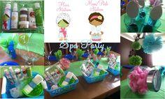 Spa Party Set