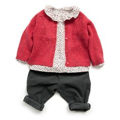 BONPOINTブラウス・カーディガン BONTONコーデュロイパンツ T Baby, Baby Kids, Stylish Baby Girls, Our Girl, Baby Sewing, Toys For Girls, Baby Dress, Doll Clothes, Kids Fashion