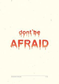 Don't Be Afraid - Boston  Lyrics