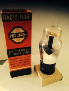27 Tube, NOS, Purotron, to sell, 12 $ / pcs Vacuum Tube, Sauce Bottle, Vacuums, Audio, Things To Sell, Style, Swag, Vacuum Cleaners, Stylus