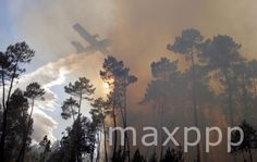 #photo #photos #pic #pics #picture #pictures #snapshot #art #beautiful #instagood ©PAULO CUNHA/EPA/MAXPPP  epa04872122 An aircraft dumps water over a wildfire in Ourem, central Portugal, 04 August 2015.  #picoftheday #photooftheday #color #all_shots #exposure #composition #focus #capture #moment #photojournalisme #photojournalism #reportage
