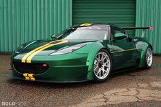 2012 Lotus Evora GTC. Ultimate Supercars