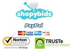 Shopybids is an online entertainment retail auction site. The best auctions, the best price in a single click.