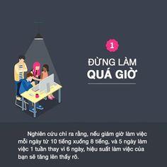 Cách làm việc hiệu quả nhất mà bạn nên học hỏi để tăng năng suất lao động - Loinoihay.net