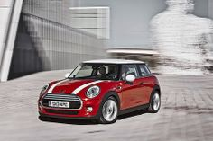 If you're travelling with 2, Mini Cooper would be my first choice. (Automatic Transmission)