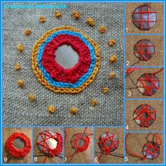 31 Ideas Embroidery Hand Indian Beautiful For 2019 Embroidery Works, Indian Embroidery, Hand Embroidery Stitches, Embroidery Techniques, Embroidery Applique, Beaded Embroidery, Embroidery Patterns, Mundo Hippie, Kutch Work