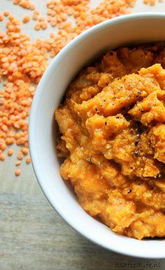 Koningsdag recept! Linzensoep met zoete aardappel | It's a Food Life