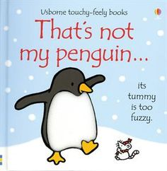 Babies and toddlers just love Usborne touchy-feely board books. The That's Not My Penguin board book's pages are filled with bright, colorful illustrations that captivate and amuse. Prima Magazine, Great Books, My Books, Reading Books, Best Toddler Books, Fiona Watt, British Books, Bright Pictures, Toddler Learning Activities