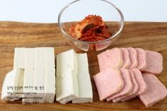 Cheese, Meat, Recipes, Food, Korea, Drink, Beverage, Rezepte, Food Recipes