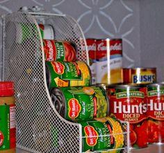 New kitchen pantry organization magazine holders ideas Organizing Hacks, Organisation Hacks, Diy Hacks, Organising, Ikea Hacks, Cleaning Hacks, Deep Cleaning, Cleaning Supplies, Small Kitchen Organization