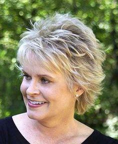 Best Short Haircuts For Mature Women | http://www.short-haircut.com/best-short-haircuts-for-mature-women.html