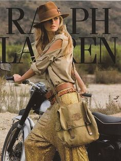 Safari Wear from Ralph Lauren