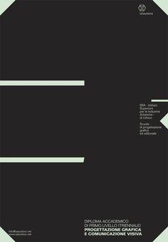 Leonardo Sonnoli / ISIA Urbino / Progettazione Grafica e Comunicazione Visiva / 3+2×5 / Poster / 2011