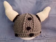 A couple months ago I made a Viking hat inspired by a baby hat bought by 7a20f643083
