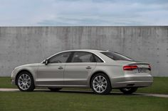 10+  Audi A8 L Specification pictures