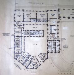 Palace Of Versailles, Head Of State, Ground Floor, Floor Plans, Fig, France, Service, Rococo, Palaces