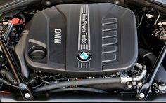 BMW 6 Series Gran Coupe Engine