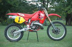 1989 Honda RC500 - Eric Geboers 500cc World Champion