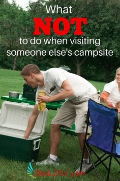 SOWLE RV   Proper Formalities to Follow When RV Camping