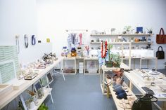 Young & Able Holiday Pop-up