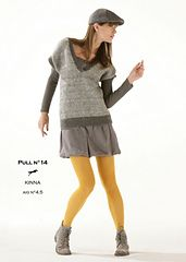 Ravelry: CB13 Jumper n°14 pattern by Cheval Blanc Official