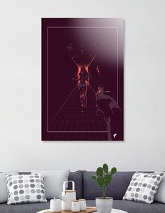 Discover «american psycho», Exclusive Edition Aluminum Print by FourteenLab - From $75 - Curioos