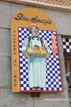 Don Serapio Delicatessen - San Sebastian (Spain)