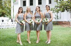 bridesmaids dresses Southern Weddings Magazine