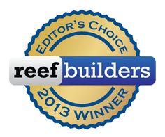 AZURELITE REEFBUILDERS 2013 AWARDS WINNER