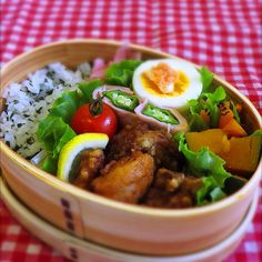 唐揚げ弁当 Bento Ideas, Bento Recipes, Lunch Ideas, Bento Food, Japanese Bento Box, International Food, Sushi, Tasty, Meals