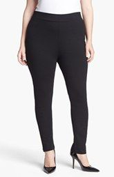 NYDJ Stretch Ponte Leggings (Plus Size)