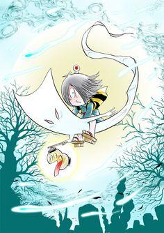 松本しげのぶによる「ゲゲゲの鬼太郎」イラスト。 Japanese Pop Culture, Character Design, Art Drawings, Anime Comics, Drawings, Animation, Art, Anime, Manga