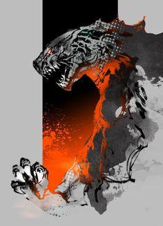 Godzilla by ikuyoan.deviantart.com on @deviantART